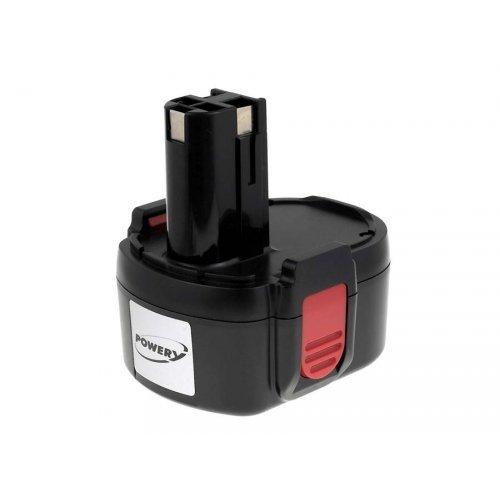 Preisvergleich Produktbild Premium Akku für Werkzeug Skil Bohrschrauber 2599, NiMH, 14,4V