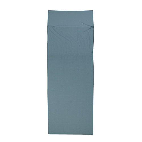 10T Schlafsack BW INLET RB Hüttenschlafsack 225x80 cm Deckenschlafsack Inlay 100{68c2e4451c67e8a4fdc7aa0cb76dd27a29ebaf7114a0e4104824433a784025aa} Baumwolle Blau