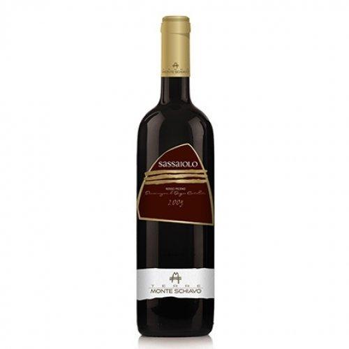Monte Schiavo Sassaiolo Rosso Piceno Superiore Doc, 2013-6 Confezioni da 750 Ml