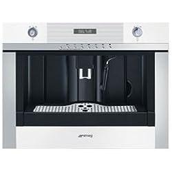 Smeg cMSC45B installation machine à expresso/cappuccino écran lCD compact