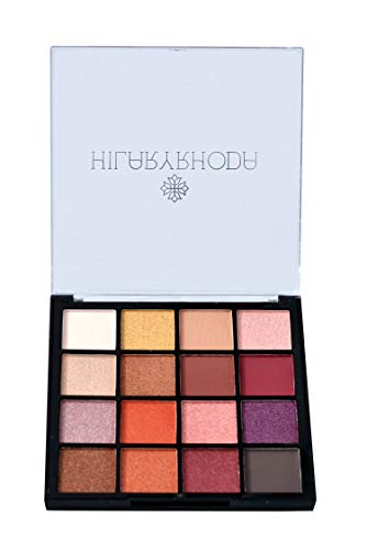 Yashvi Collection Hilary Rhoda Eye Shadow Palette For Eyes Makeup