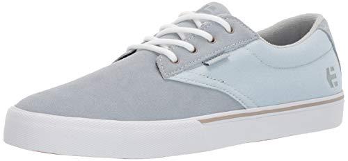 Etnies Herren Jameson Vulc Skateboardschuhe, Blau White/Blue 454, 37.5 EU