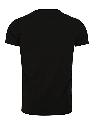 Akito Tanaka Slim Fit T-Shirt LEGEND JPN Japan Street Wear Schwarz