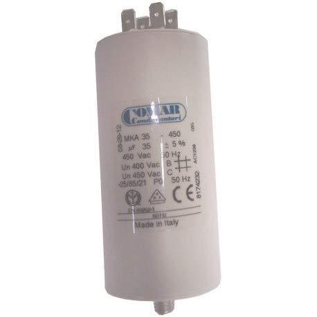 Condensatore permanente a terminale 25 /μF COMAR