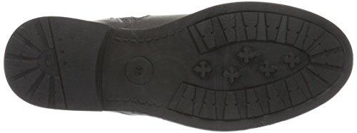 Lepi 4145leq, Bottes courtes avec doublure chaude mixte enfant Gris - Grau (4145 C.02 GRIGIO SCURO)