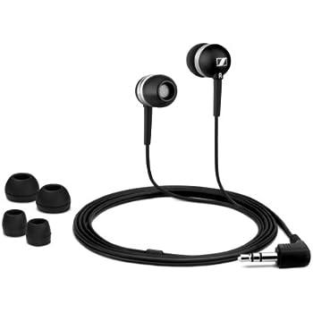 Sennheiser CX 300 Ohrkanalhörer geeignet für Apple iPod schwarz