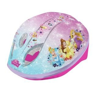 Disney Princess Bike Helmet - Girl's. by Bike Helmet by Disney Princess