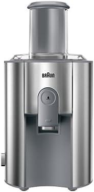 Brun juicepress J700 – multiquick 7 högpresterande juicepress med stort påfyllningsfack för hela frukten, anti