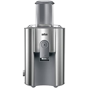 Braun J700 Multiquick 7 Entsafter (1000 W) silber