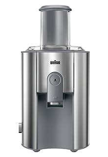 Braun Multiquick 7 Juicer J 700 Exprimidora de zumo, 1000 W, acero inoxidable (B006IBO0KG) | Amazon price tracker / tracking, Amazon price history charts, Amazon price watches, Amazon price drop alerts