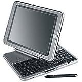 "HP Compaq Tablet PC TC1100 - Pentium M 753 / 1.2 GHz ULV - Centrino - RAM 512 MB - HDD 60 GB - GF4 420 Go - WLAN : 802.11b/g, Bluetooth - Win XP Tablet PC  2005 - 10.4"" TFT 1024 x 768 ( XGA )"