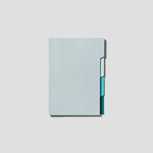 Die Notebook Shades of blau regular-size