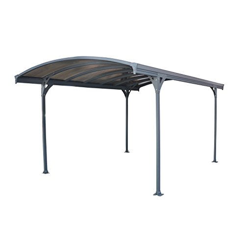 Palram Vitoria Carport Test