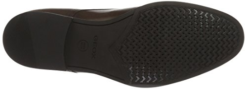 Geox U Albert 2Fit, Chaussures de ville homme Braun (LT BROWNC6002)
