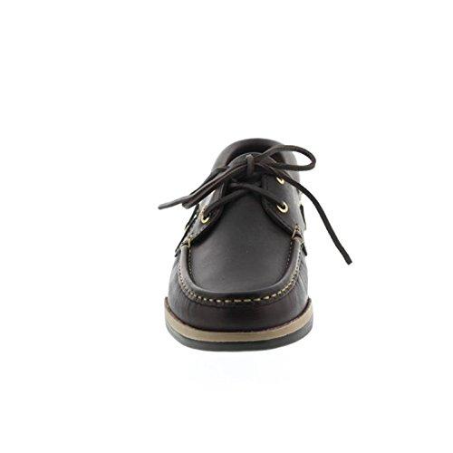 DUBARRY , Chaussures bateau pour homme Old Rum