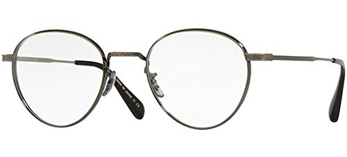 Oliver Peoples Brillen WATTS OV 1224T PEWTER Herrenbrillen