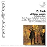 L'Offrande musicale BWV 1079  (coll.musique d'abord)