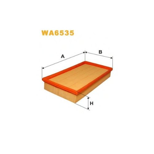 Wix Filters WA6535 Filtro aria