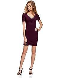 Amazon.it  Viola - Vestiti   Donna  Abbigliamento c473ead0b91