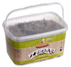 Welzhofer Spezialfutter schalenlos, 3 kg Eimer