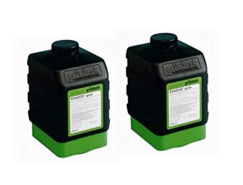 Grünbeck Exados-blau Dosierlösung für EK 6 2x 3-Liter-Flasche