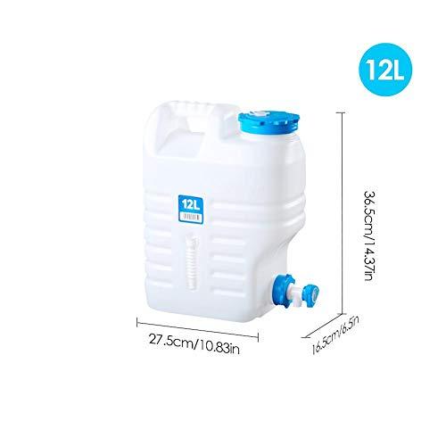 PE Eimer/Outdoor Trinkwasser Container Reservoir Camping Tank mit Zapfen - 10L / 12L / 18L