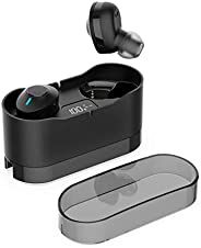 Acer True Wireless Stereo Earbuds with Bluetooth 5.1v, Fast Charging & 8.0mm Driver, Voice Assistance,Type