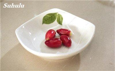 Chine bon marché 5 Pcs Miracle Fruit Graines Cashew Arbre Anacardium Tropical New Pot Occidentale Plantation Gardens Livraison gratuite 9