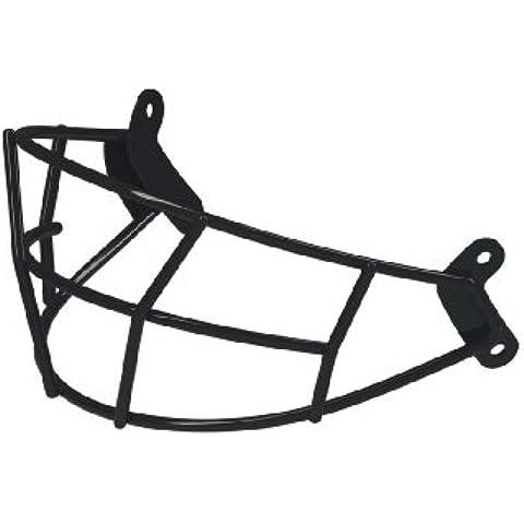 Wilson HD Vision-Maschera da Baseball, compatibile con casco WTA315700