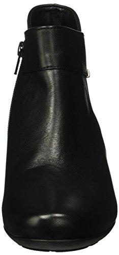 Gabor Bonsoir, Bottes Classiques Femme Noir (Schwarz Micro (824))