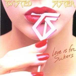 Love Is For Suckers LP (Vinyl Album) German Atlantic 1987