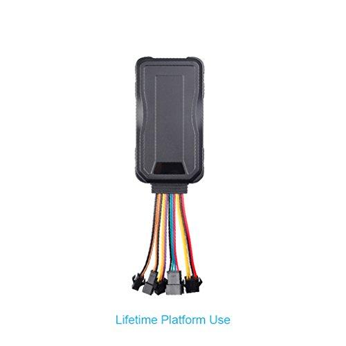 concoxiot GPS Tracker gt06e concox 3G-Sensor/Auto/LKW/Fahrzeug mit Tempo mit Fernbedienung mit Power-SOS-Notruf (mit Sockel)