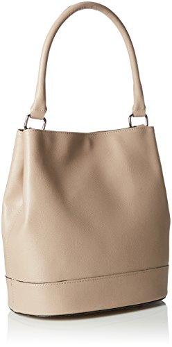 Bags4Less - Aliyah, Borse a spalla Donna Rosa (Nude)