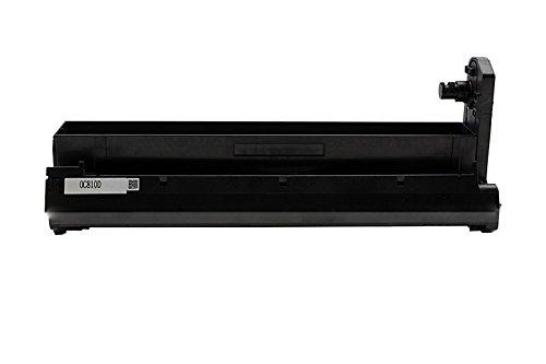 Preisvergleich Produktbild QUADROPRINT Trommel ersetzt Oki 44064012 Schwarz,  ca. 20.000 Seiten,  für Oki C 800 801 810 821 830,  MC 851 860 861 862 2633 CDTN CDXN CX DN DTN N Plus Series