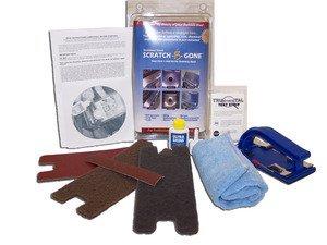 Scratch-B-Gone Stainless Steel Maintenance Kit by (B-gone Kit)
