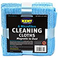 Kent Car Care GKEQ6650 Microfibre Cleaning Cloths in Tie Pack preiswert