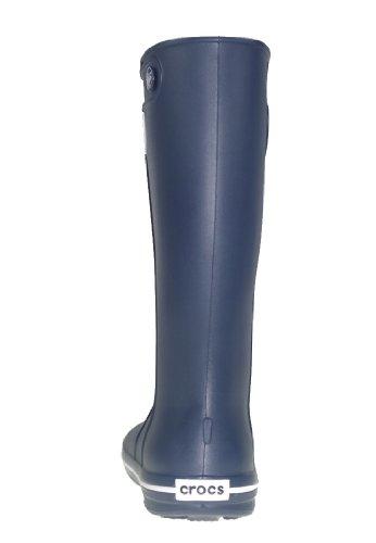 Crocs Crocband Jaunt Women, Bottes Femme Blau (Navy 410)