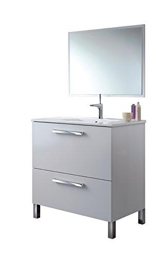 Mueble lavabo + espejo + LAVABO ,MOD CHARLES