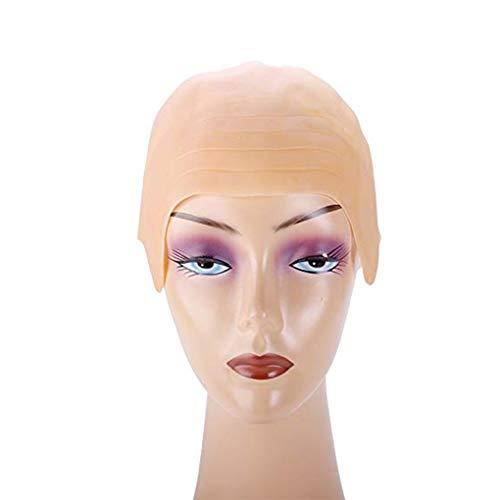 ead Cap Props Skinhead Wig-Dekor-Werkzeug-Kostüm Cosplay Partei Halloween Kopfbedeckung Zubehör ()