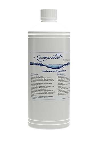 SpaBalancer System Flush - Flush