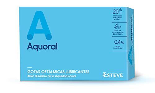 AQUORAL 0 5 ML 20 UNI