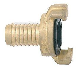 Wassertechnik 571942 laiton Raccord de tuyau d'arrosage 3 cm (1,25),