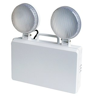 Greenbrook eltsled20nw LED Twin Spot Notleuchte Armatur