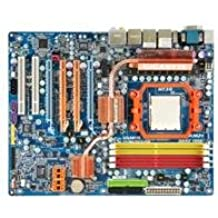 Gigabyte Motherboard AMD790FX Socket AM2 Micro ATX - Placa base (16 GB, AMD, Socket AM2, 10/100/1000 Mbit, Realtek RTL8111B, micro ATX)