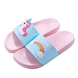 Unicornio Zapatillas para Niño Y