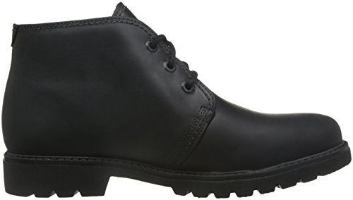 Panama Jack Bota Panama  Herren Kalt gefüttert Classics Kurzschaft Stiefel & Stiefeletten Schwarz (Black)