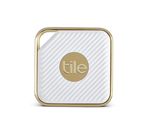 Tile Style - Buscador de llaves, Buscador de teléfonos, Buscador de cualquier cosa, Champán - Paquete de 1