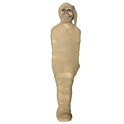 ekoration 60Cm Groß Halloween Mumie Dekoration Escape Haus Requisiten Halloween Dekorationen ()
