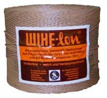 WIHEDÜ 340.012 Polypropylen-Packschnur, hanffarbig
