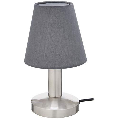 UMI Table Lamp Fabric Shade Cone Shape 9.7''